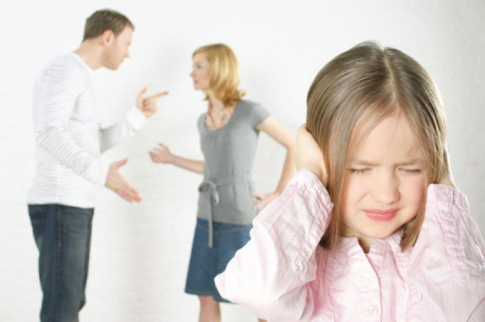 questionnaires on impact of broken homes on children